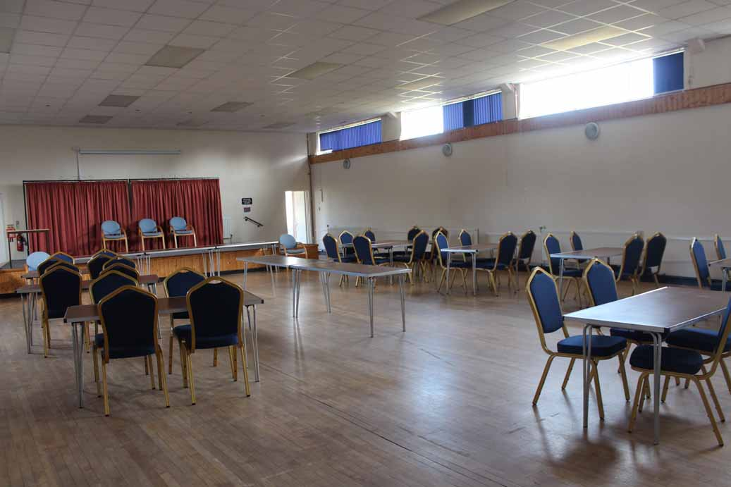 Corley Village Hall